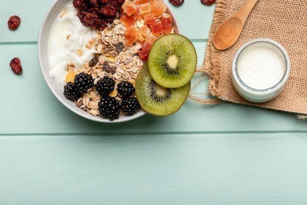 Desayunos sanos y deliciosos