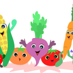 educación nutricional par niños en valencia